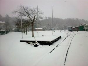 Neige à Boutdeville