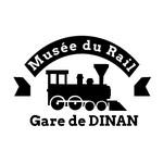 Logo Musée du rail de Dinan