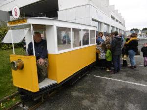 Le Tramway à Plédran